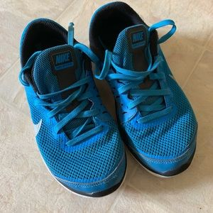 Youth size 2 Nikes